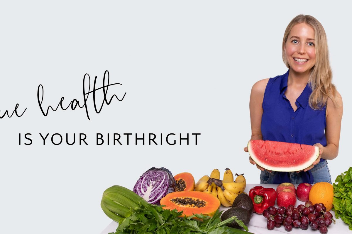 True Health is your Birthright