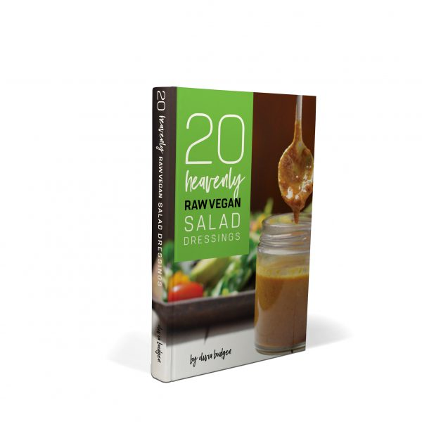 Olivia Budgen - 20 Heavenly Raw Vegan Salad Dressings (Cover Book Mockup) JPEG