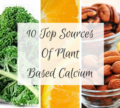 Top 10 Sources Of Plant Based Calcium