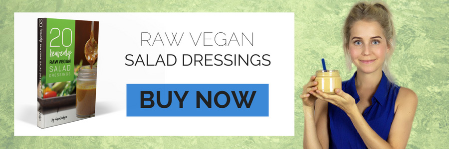 Raw Vegan Salad Dressings Oliviabudgen Blog