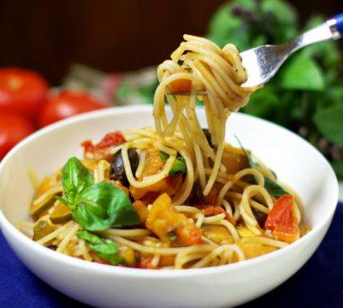 Rich Tomato Pasta Sauce