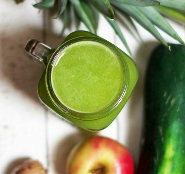 Summer Fresh Green Juice Oliviabudgen Blog
