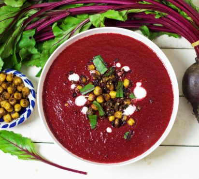 Can't Beet It Beetroot Soup