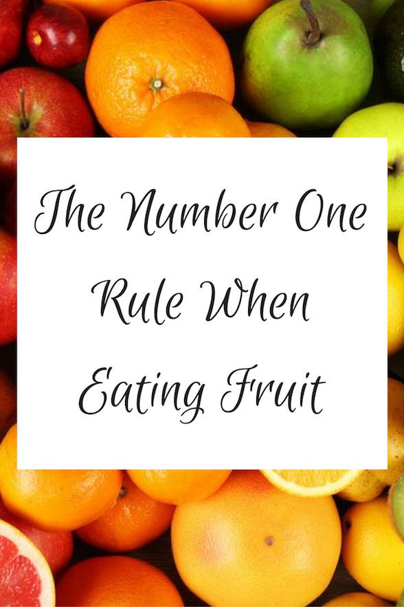 Eating Fruit Oliviabudgen Blog