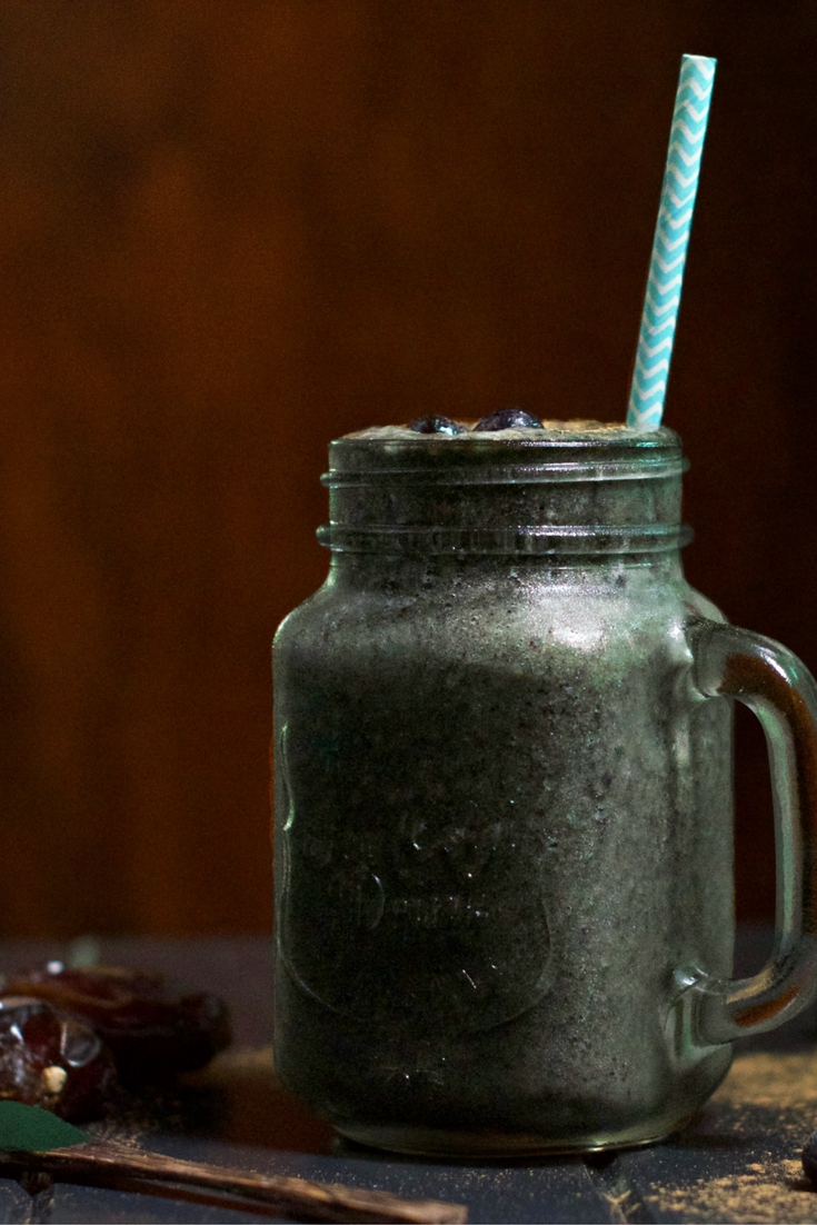 Heavy Metal Detox Smoothie Oliviabudgen Blog