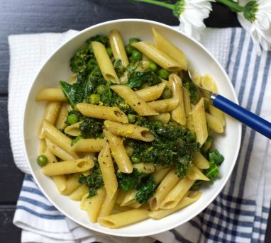 Superfood Kale Pasta