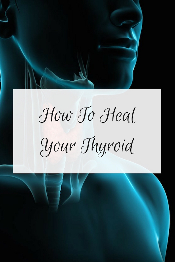 How To Heal Your Thyroid Olivia Budgen Blog