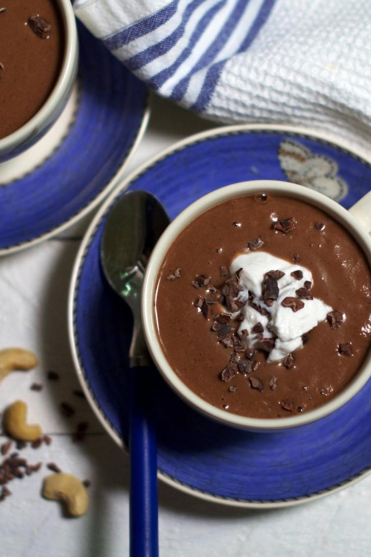 Dairy Free Hot Chocolate Olivia Budgen Blog