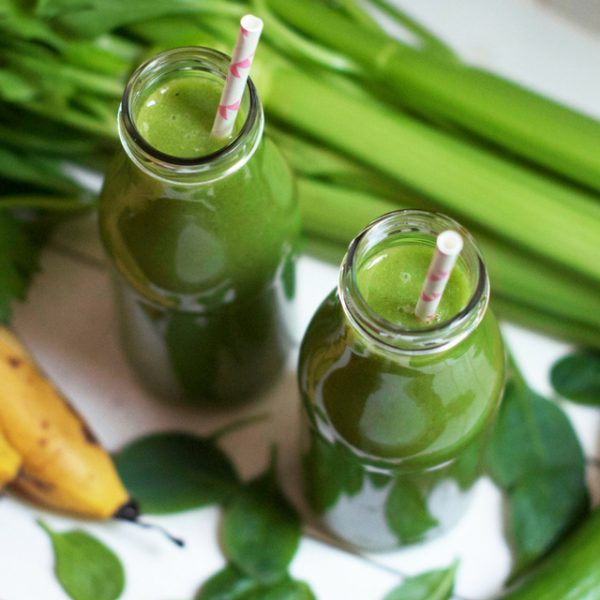 Excess Fat Green Smoothie Olivia Budgen Blog