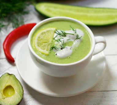 Detoxifying Green Soup