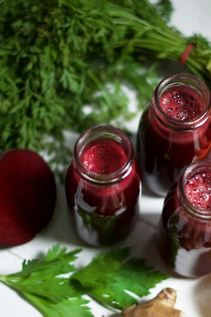 Liver Cleansing Beetroot Juice