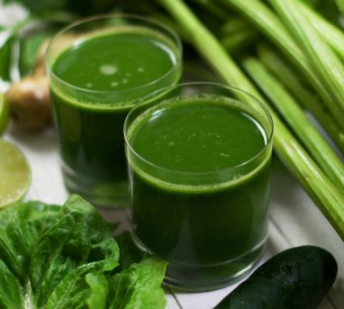 Alkaline Green Juice