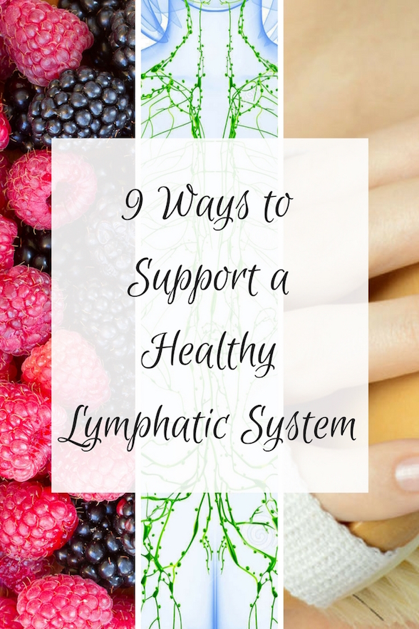 Healthy Lymphatic System Olivia Budgen Blog