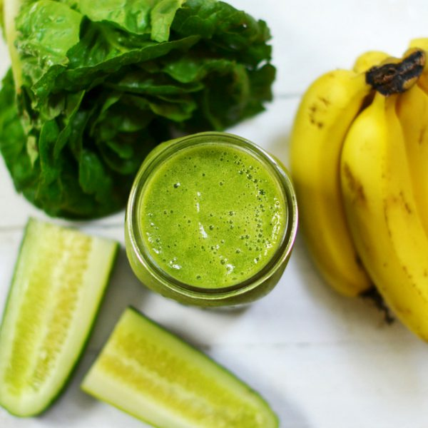 My Go To Green Smoothie Recipe Olivia Budgen Blog