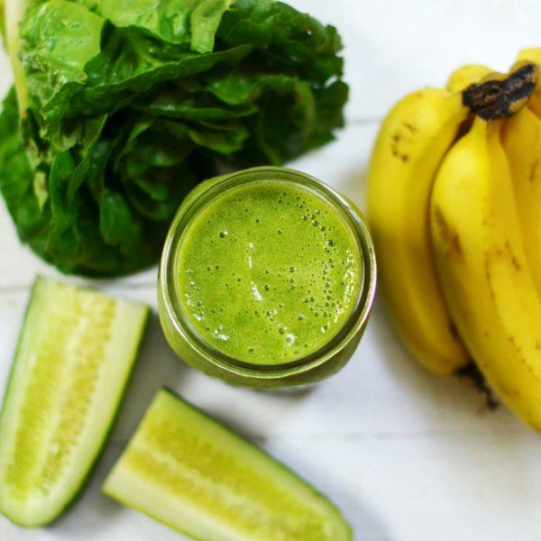My Go To Green Smoothie Recipe Olivia Budgen Blog