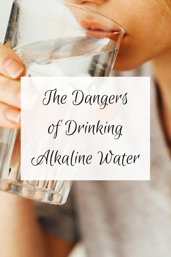Alkaline-Water-Dangers