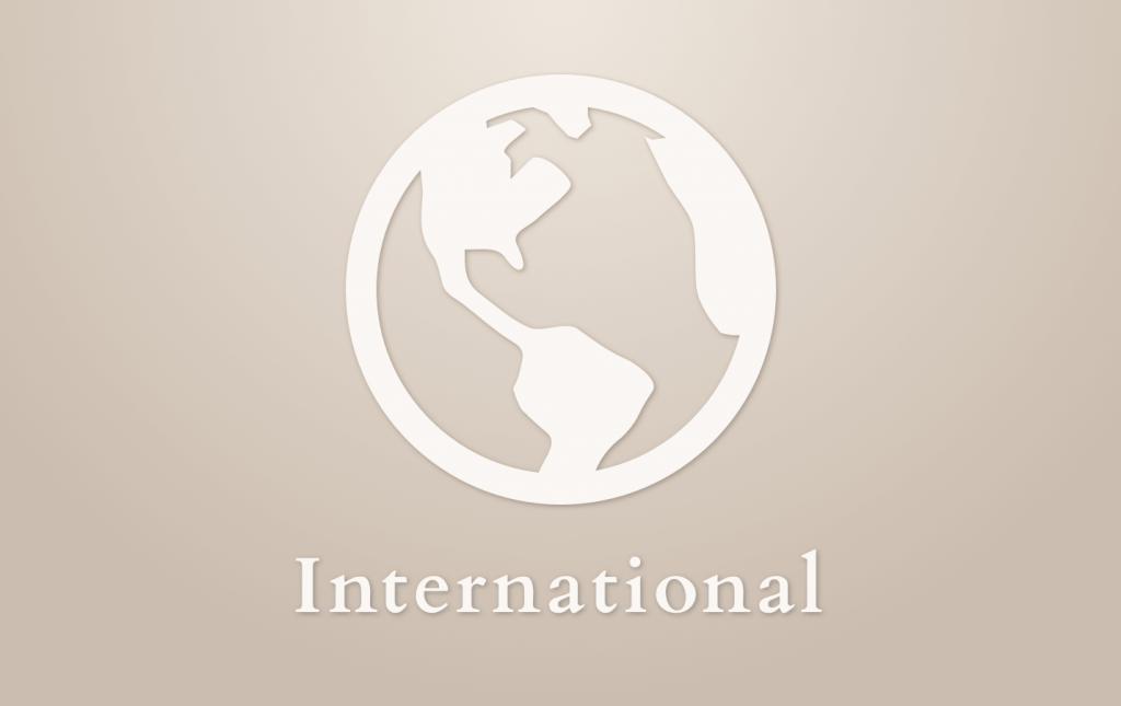 International Shop