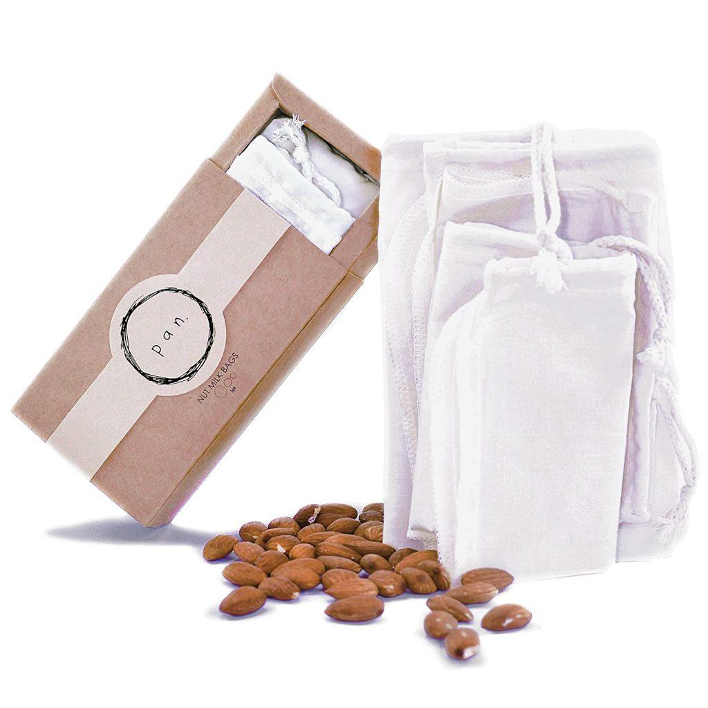 3 Pack Organic Nut Milk Bag