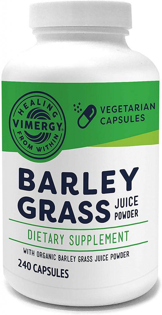 Barleygrass Juice Capsules