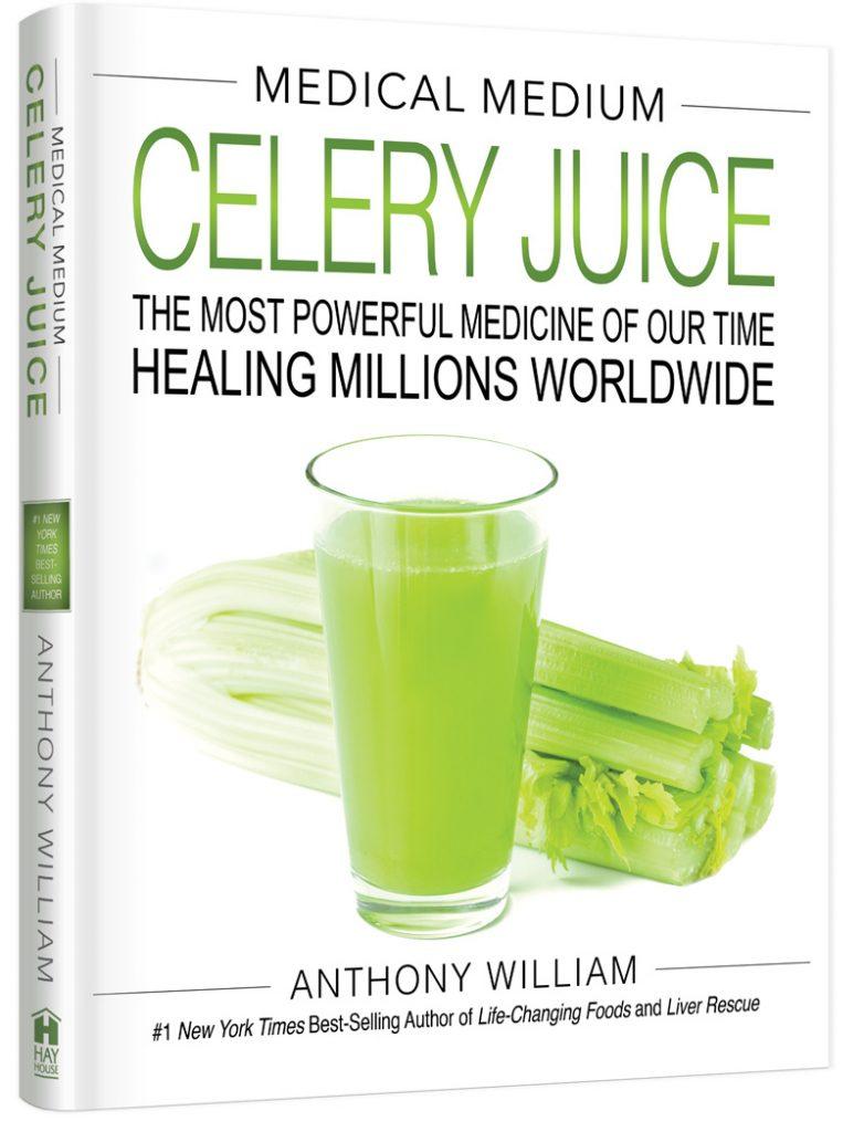 Celery Juice Anthony William