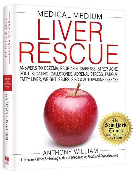 Medical Medium Liver Rescue Anthony William